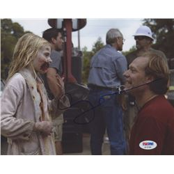 "Greg Nicotero Signed ""The Walking Dead"" 8x10 Photo (PSA COA)"