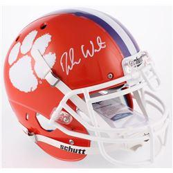 Deshaun Watson Signed Clemson Tigers Full-Size Authentic On-Field Helmet (Beckett COA)
