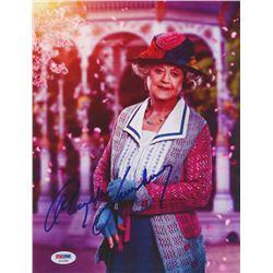 """Angela Lansbury Signed """"Marry Poppins Returns"""" 8x10 Photo (PSA COA)"""