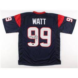 J. J. Watt Signed Houston Texans Jersey (JSA Hologram  Watt Hologram)