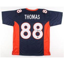 Demaryius Thomas Signed Denver Broncos Jersey (Radtke COA)