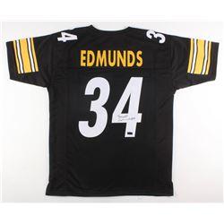Terrell Edmunds Signed Pittsburgh Steelers Jersey (Radtke COA)