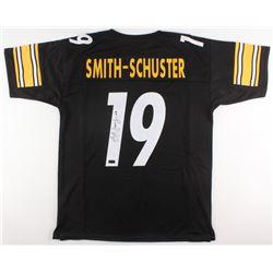 JuJu Smith-Schuster Signed Pittsburgh Steelers Jersey (Radtke COA)