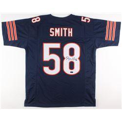 Roquan Smith Signed Chicago Bears Jersey (Radtke COA)