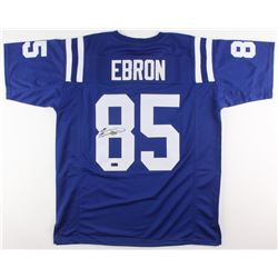 Eric Ebron Signed Indianapolis Colts Jersey (Radtke COA)