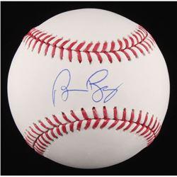 Bruce Bochy Signed OML Baseball (Beckett COA)