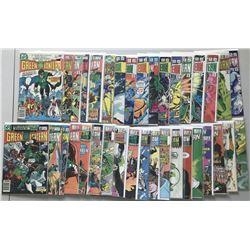 "Lot of (36) 1960-1988 ""Green Lantern"" 1st Series DC Comic Books"