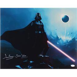 "David Prowse Signed ""Star Wars"" 16x20 Photo Inscribed ""Is Darth Vader"" (JSA COA)"
