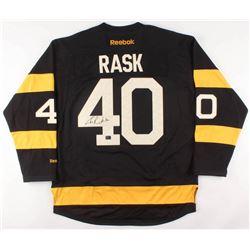 Tuukka Rask Signed Boston Bruins Jersey (Rask COA)