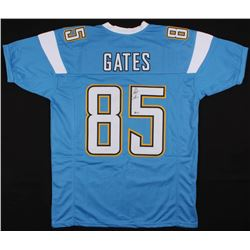 Antonio Gates Signed Los Angeles Chargers Jersey (Beckett COA)