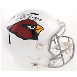 Terrell Suggs Signed Arizona Cardinals Full-Size Speed Helmet (Radtke COA)