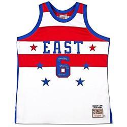 """Julius """"Dr. J"""" Erving Signed 1980 All Star Limited Edition Jersey Inscribed """"HOF '93"""" (UDA COA)"""