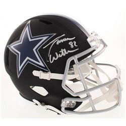 Jason Witten Signed Dallas Cowboys Full-Size Matte Black Speed Helmet (Beckett COA  Witten Hologram)