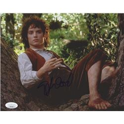 """Elijah Wood Signed """"The Lord of the Rings"""" 8x10 Photo (JSA COA)"""