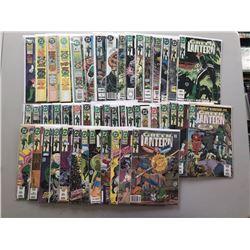 "Lot of (47) 1990-2004 ""Green Lantern"" 2nd Series DC Comic Books"