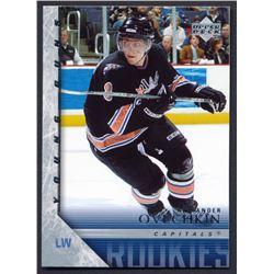 2005-06 Upper Deck #443 Alexander Ovechkin YG RC