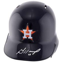 Jose Altuve Signed Astros Full-Size Batting Helmet (Fanatics  MLB)