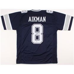 Troy Aikman Signed Dallas Cowboys Jersey (Beckett COA)