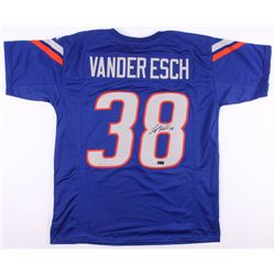 Leighton Vander Esch Signed Boise State Broncos Jersey (Radtke COA)