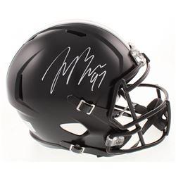 Joey Bosa Signed Ohio State Buckeyes Full-Size Speed Helmet (Radtke COA)