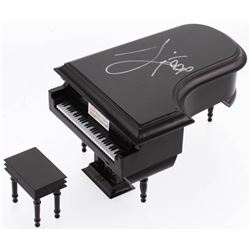 Jamie Foxx Signed Mini Grand Piano (JSA COA)