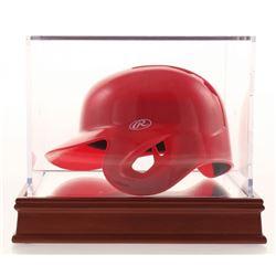 "Pete Rose Signed Philadelphia Phillies Mini-Helmet Inscribed ""1980 W.S. Champs"" (JSA COA)"