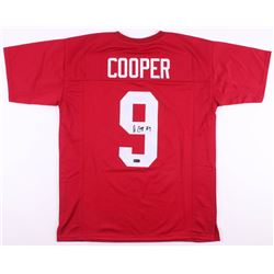 Amari Cooper Signed Alabama Crimson Tide Jersey (Radtke COA)