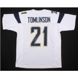 LaDainian Tomlinson Signed San Diego Chargers Jersey (Radtke COA)
