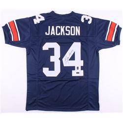 Bo Jackson Signed Auburn Tigers Jersey (Radke COA  Jackson Hologram)