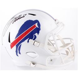 Josh Allen Signed Buffalo Bills Full-Size Speed Helmet (JSA COA)