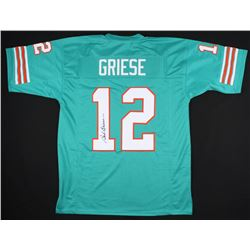 Bob Griese Signed Miami Dolphins Jersey (JSA COA)