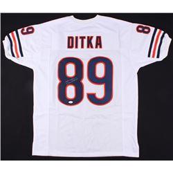Mike Ditka Signed Chicago Bears Jersey (JSA COA)