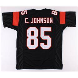 "Chad ""Ochocinco"" Johnson Signed Cincinnati Bengals Jersey (JSA Hologram)"