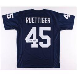 Rudy Ruettiger Signed Notre Dame Fighting Irish Jersey (JSA Hologram)