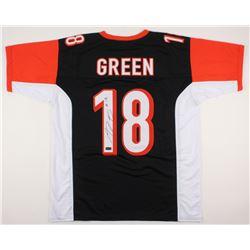 A. J. Green Signed Cincinnati Bengals Jersey (Radtke COA)