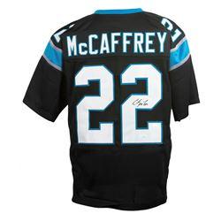 Christian McCaffrey Signed Carolina Panthers Jersey (JSA COA)