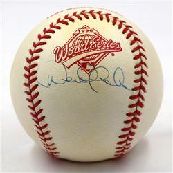 Derek Jeter Signed 1996 World Series Baseball (JSA LOA)