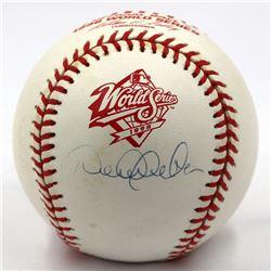 Derek Jeter Signed 1998 World Series Baseball (Steiner COA)