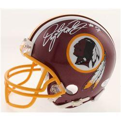 Dwayne Haskins Signed Washington Redskins Mini Helmet (JSA COA)