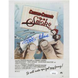 """Tommy Chong  Cheech Marin Signed """"Up in Smoke"""" 8x10 Photo (JSA COA)"""