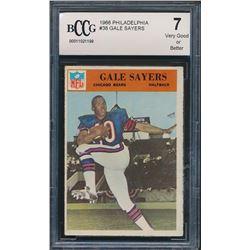 1966 Philadelphia #38 Gale Sayers RC (BCCG 7)