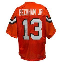 Odell Beckham Jr. Signed Cleveland Browns Jersey (JSA COA)