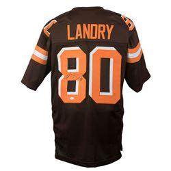 Jarvis Landry Signed Cleveland Browns Jerssey (JSA COA)