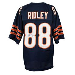 Riley Ridley Signed Chicago Bears Jersey (JSA COA)