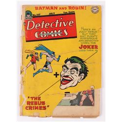 "1948 DC Comic ""Detective Comics"" 1st Series Issue #137"