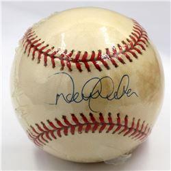 Derek Jeter Signed OAL Baseball (Steiner COA)
