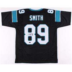 Steve Smith Sr. Signed Carolina Panthers Jersey (Radtke COA)