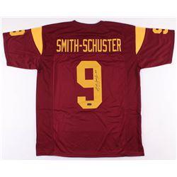 JuJu Smith-Schuster Signed USC Trojans Jersey (Radtke COA)