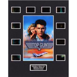 """Top Gun"" LE 8x10 Custom Matted Original Film / Movie Cell Display"