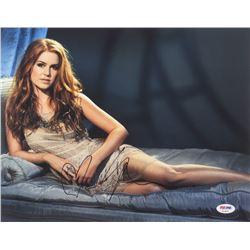 Isla Fisher Signed 11x14 Photo  (PSA COA)